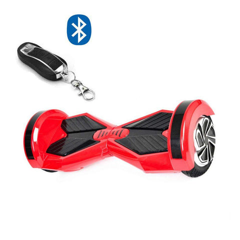 "Self-Balancing Electric Scooter Hoverboard 8"" Bluetooth LED Lights - HoverBoard4sale"