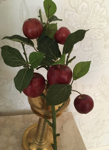 Apples for decoration