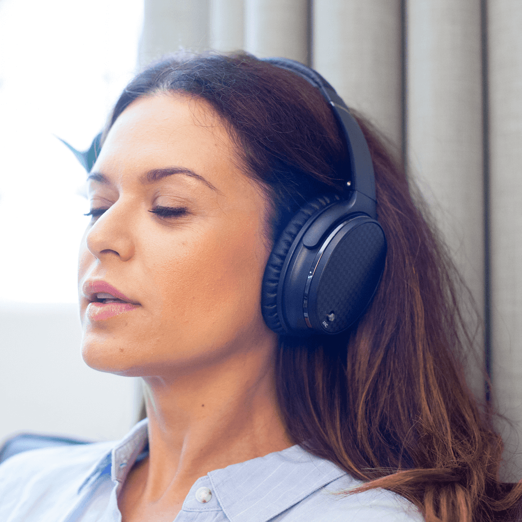 Lit Wireless Noise Cancelling Headphones