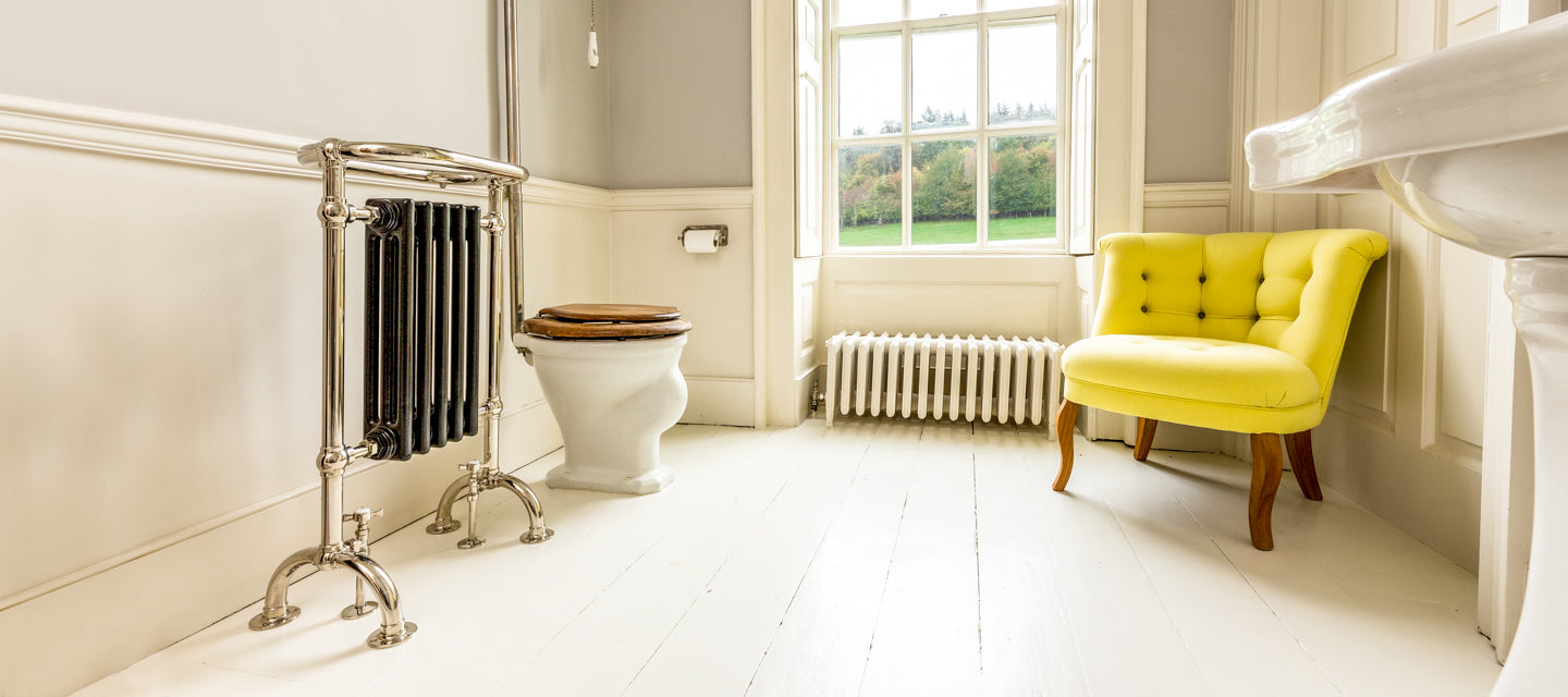 Rutland Radiators Brass Bathroom Accessories