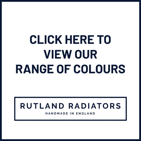 Rutland Radiators Column Radiator Colours