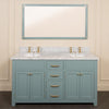 Rutland Radiators Blenheim Double Vanity Suite