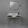 Rutland Radiators Bloomsbury Single Vanity Stand Only