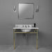 Rutland London Bloomsbury Single Vanity Stand