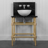 Rutland Radiators Camden Single Vanity Stand Only