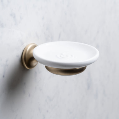 Rutland London Chatsworth Wall Mounted Soap Dish