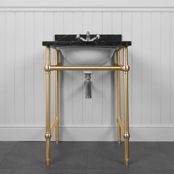 Rutland Radiators Regent Single Vanity Stand Only