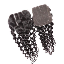 Curly Closure in Natural Brazilian Hair - Brazil-Hair-Shop