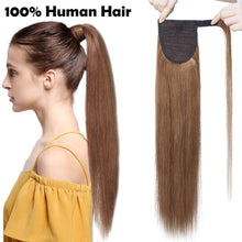 Ponytail Ponytail 55cm in Brazilian Hair 100% Human - Brazil-Hair-Shop