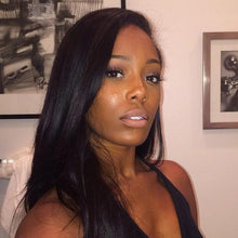 Straight Lace Frontal in Natural Brazilian Hair - Brazil-Hair-Shop