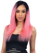 Lots brazilian meche black / smooth pink for weaving 100% natural human hair - brazil-hair-shop