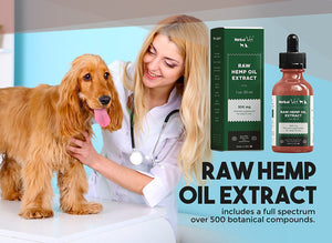[Healthy Natural Supplements For Animals] - Herbal Vet