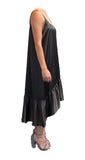 Black Slip Dress