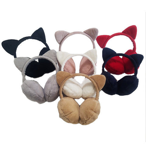 Cat Ear-Muffs