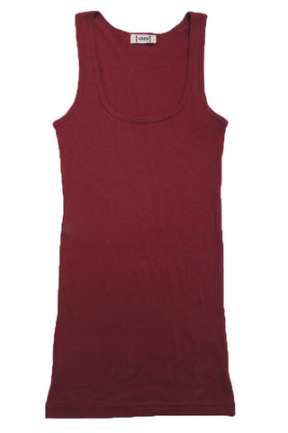 Ribbed Tank Top (More Colors Available)