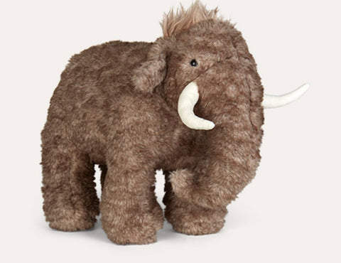 Cassius Woolly Mammoth by jellycat