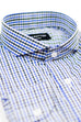Resident – Blue - Top Button Custom Shirts Melbourne