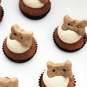 Mini 6 Pack Pupcake Box