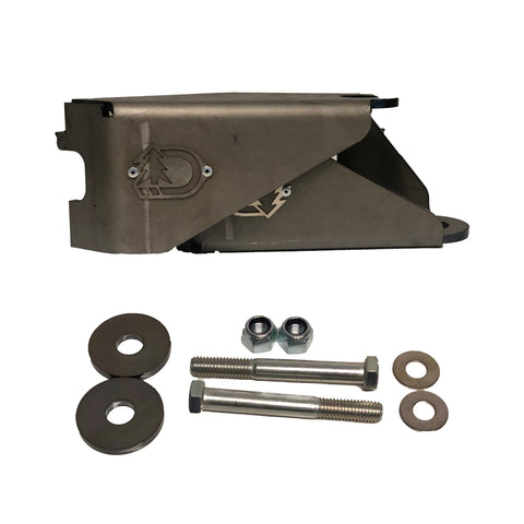 Alpine Designs 3rd Gen Tacoma HD Cab Mount Relocation Bracket
