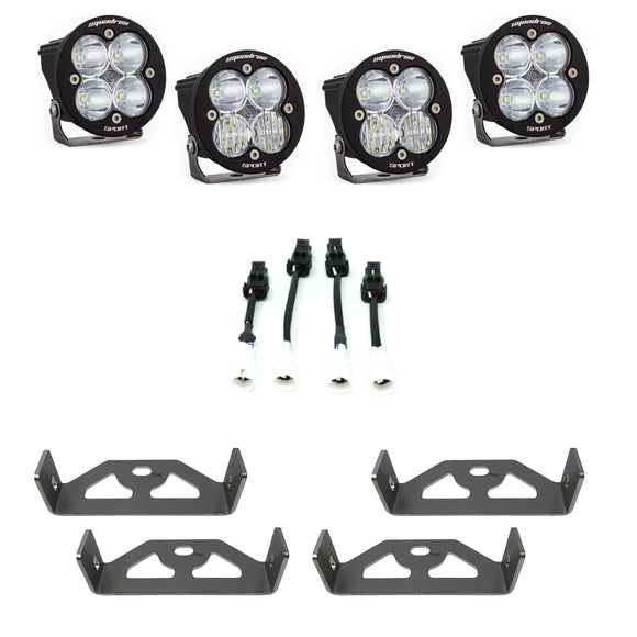 Baja Designs Yamaha, YXZ Headlight Kit (Sport)