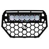 Baja Designs Polaris, RZR Grille & OnX6 LED Light Bar Kit (14-15)