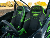 PRP Seats GT3 Suspension Seat – Kawasaki KRX (Pair)