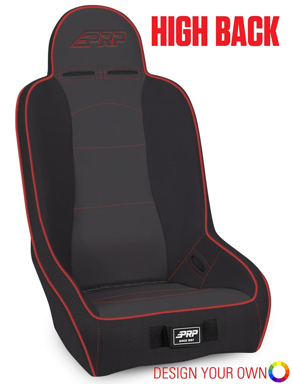 PRP Seats High Back Suspension Seat For RZR