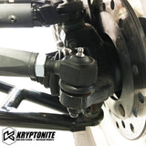 "KRYPTONITE POLARIS RZR DEATH GRIP TIE RODS STAGE ""1"" 2015-2020 XP"