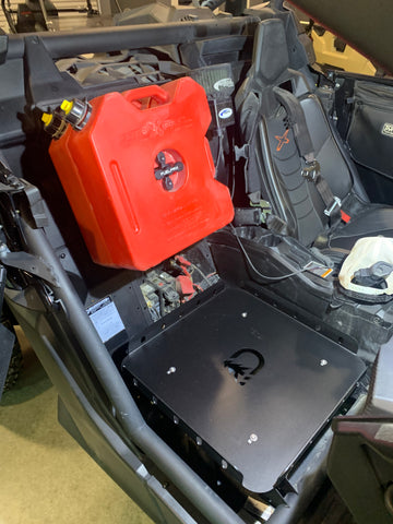 X3 Baja Base for Can-Am X3 for Passenger Seat