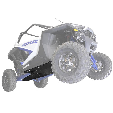 Factory UTV RZR Pro XP Three Eighths UHMW Skid Plate