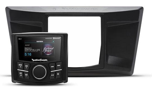 Rockford Fosgate Stage 1 Stereo Kit for select YXZ® models