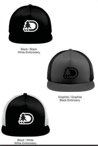 Alpine Tree D Logo Snap back