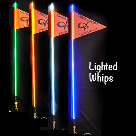 Quick-Lights Lighted Whips