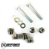 KRYPTONITE POLARIS RZR Tie Rod Conversion Spindle Hardware