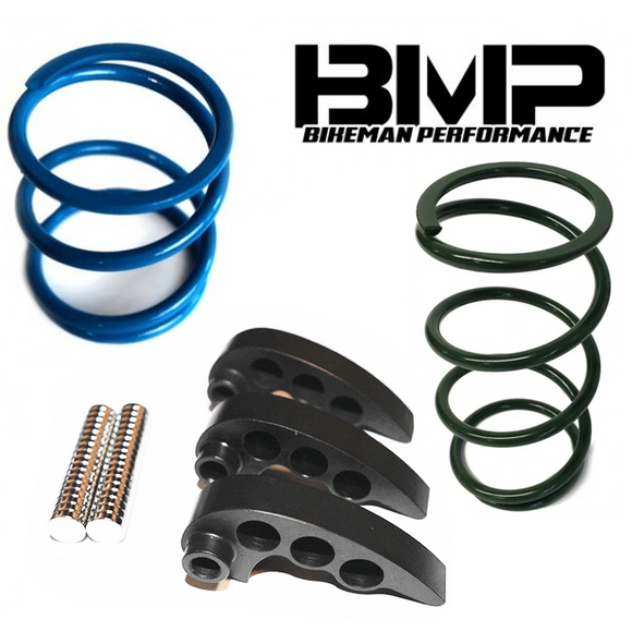 Bikeman Proformance 2017-Up RZR XP Turbo Stage 1 Clutch Kit