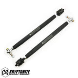 "KRYPTONITE POLARIS RZR DEATH GRIP TIE RODS STAGE ""1.5"" 2014-2020 XP"