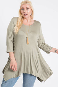 Tunic Dress Top
