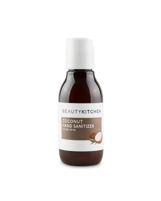 Beauty Kitchen - Coconut Hand Sanitizer 2oz.