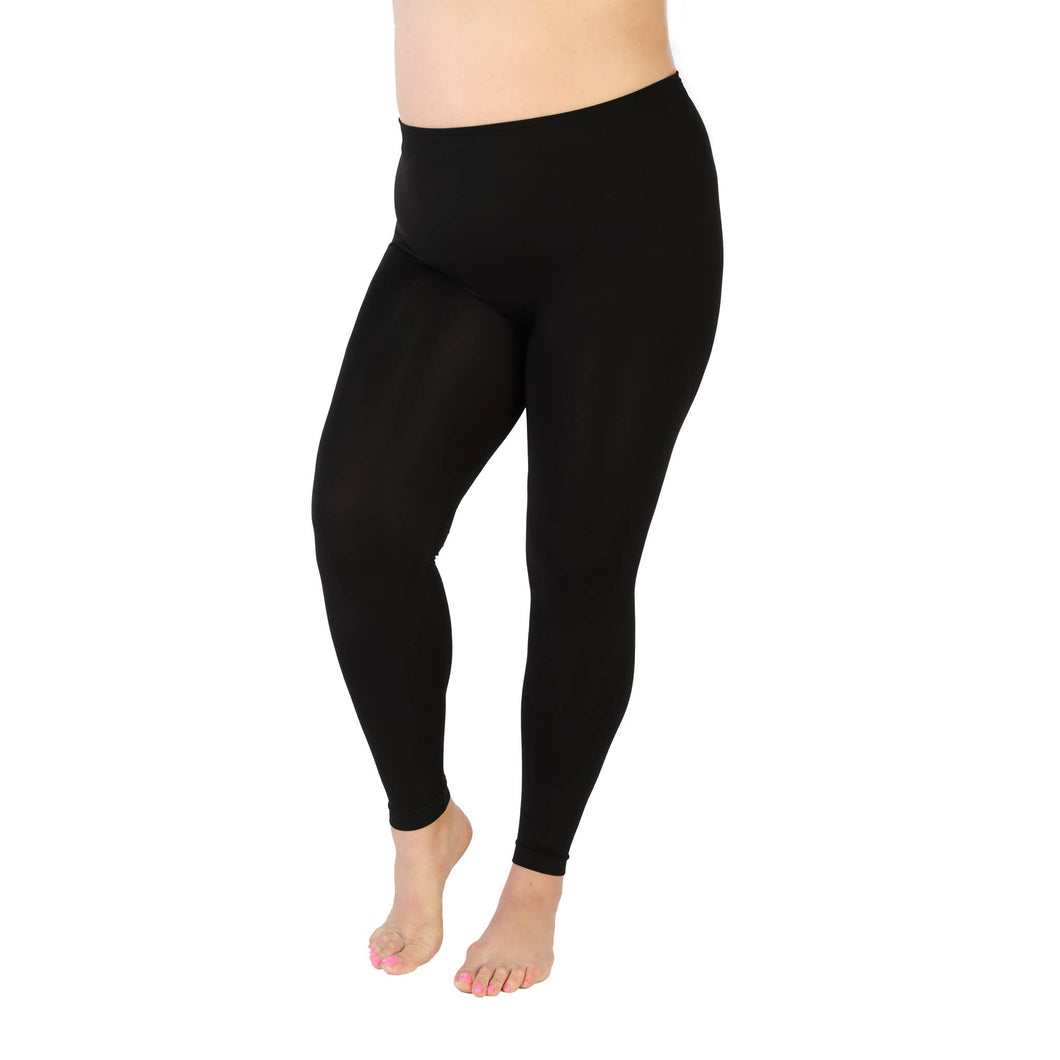 Skinnytees - Plus Leggings