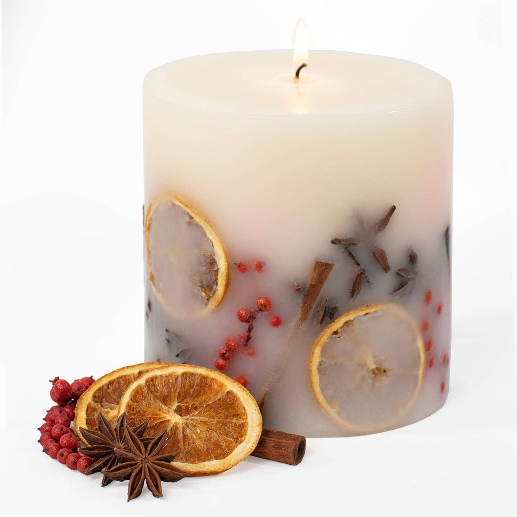 Andaluca - Holiday Memories Botanical Candle