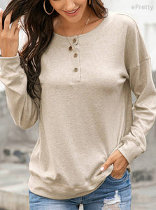 Beige Relaxed Fit Shirt