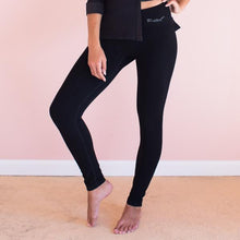 Faceplant Dreams - Bamboo Leggings - Black