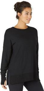 GLYDER LOUNGE LONG SLEEVE SWEATSHIRT