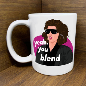"Citizen Ruth - ""You Blend"" My Cousin Vinny Mug"