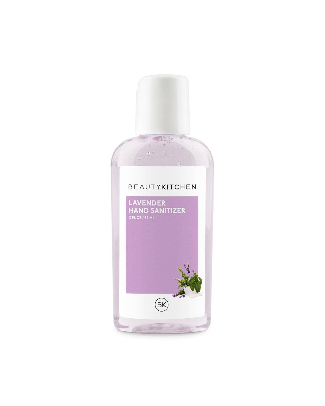 Beauty Kitchen - Lavender Hand Sanitizer 2oz.