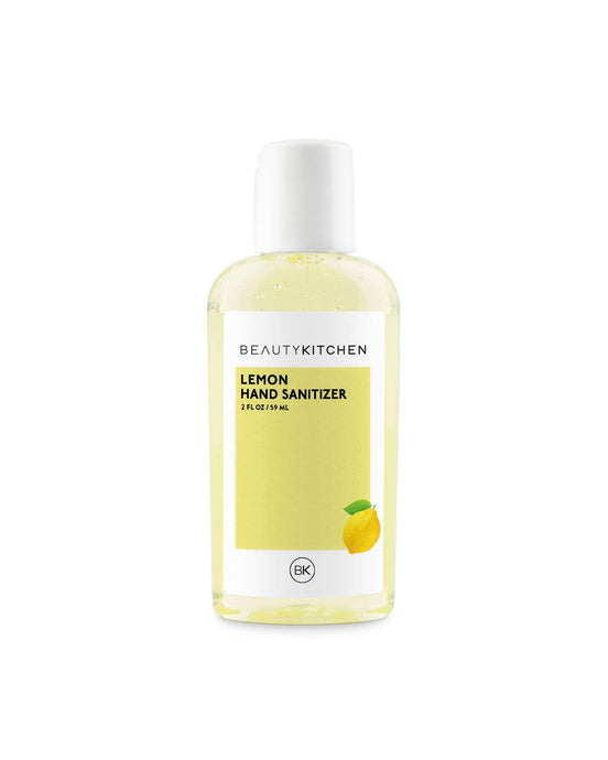 Beauty Kitchen - Lemon Hand Sanitizer 2oz.