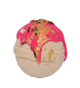 Indulgence Bath Bakery - Vanilla Seduction Bath Bomb