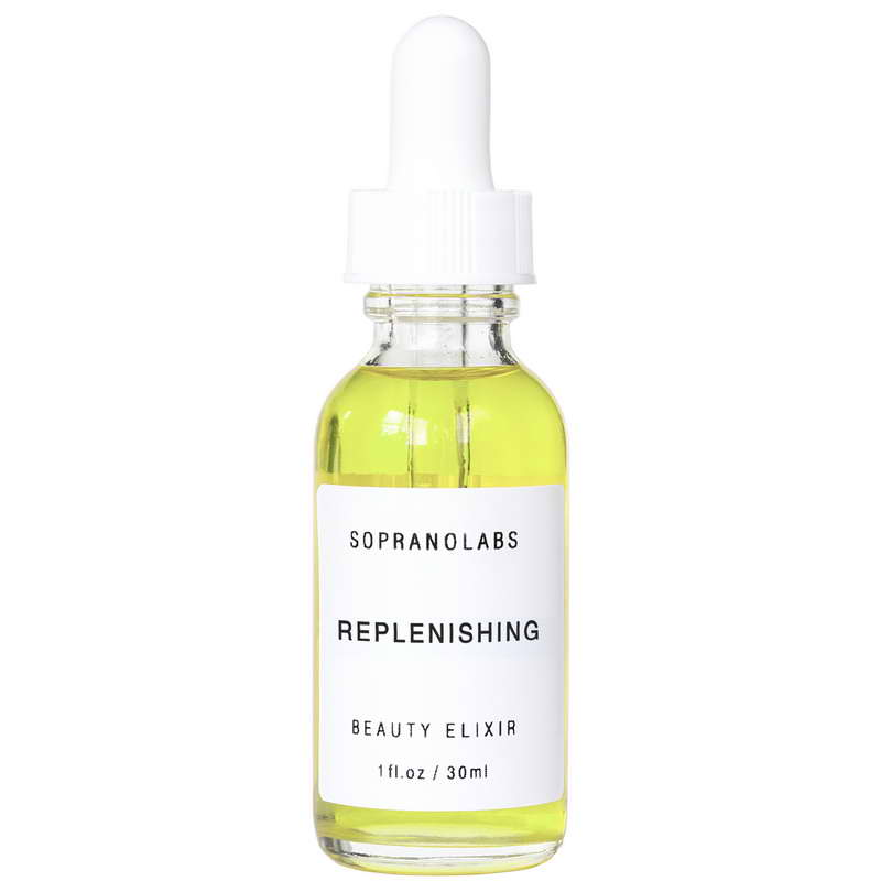 SopranoLabs - Replenishing Beauty Elixir. Chamomile Face Serum Oil