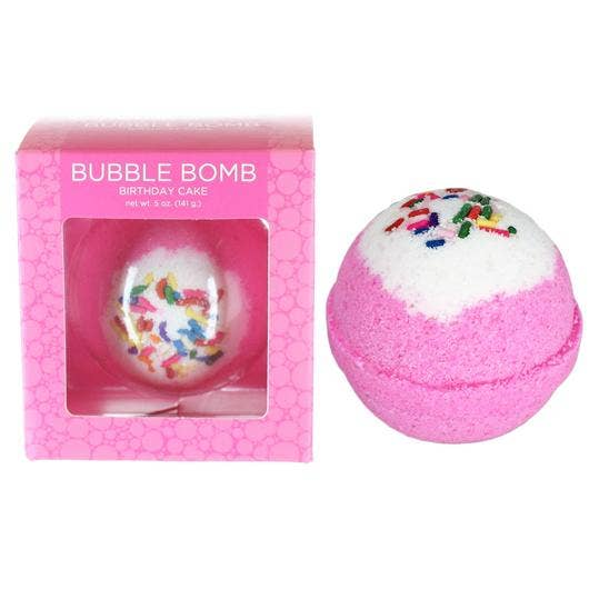 Two Sisters Spa - Birthday Cake Bubble Bath Bomb