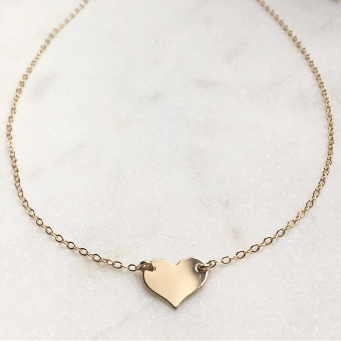 Token Jewelry Designs - Sweetheart Necklace